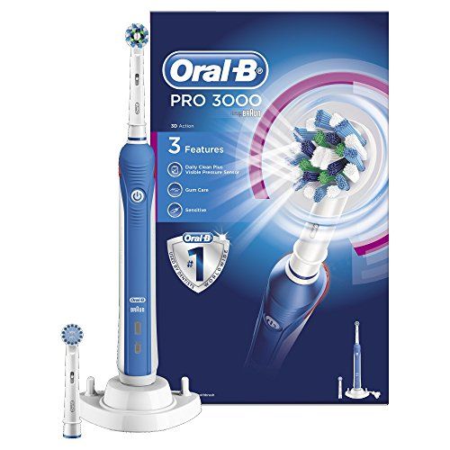 oral b pro 2000 manual