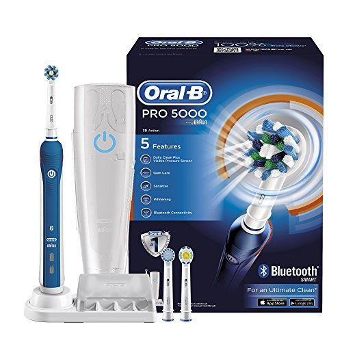 Oral-B Pro 5000 electric toothbrush review