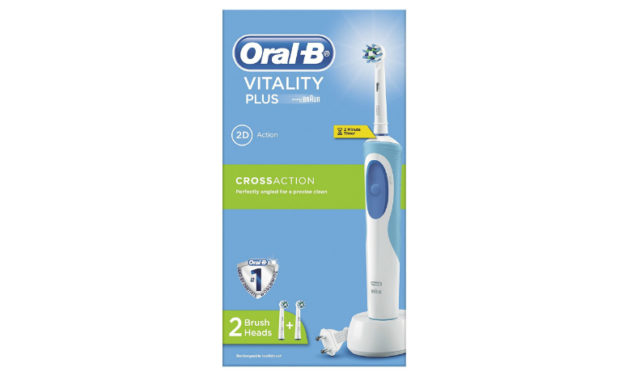 Oral-B Vitality electric toothbrush review