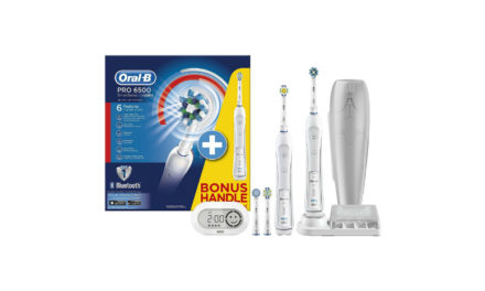 Oral-B Pro 6500 Electric toothbrush Review