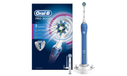 Oral-B Pro 2000 vs 3000 vs 2500 Electric Toothbrush Review