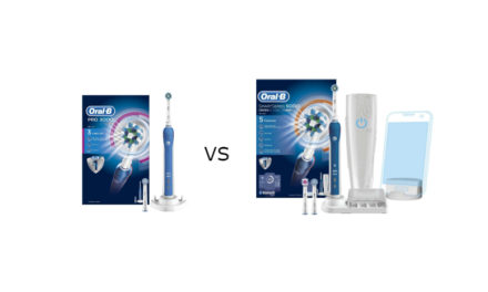 Oral-B 3000 vs 5000 Electric Toothbrush Review
