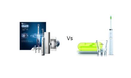 Oral B vs Sonicare. Who wins?