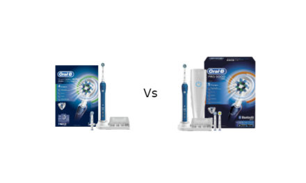 Oral-B 4000 vs 5000 Electric Toothbrush Review