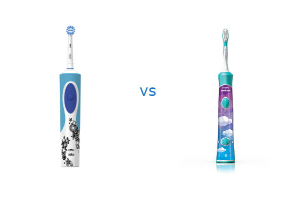 Oral B vs Sonicare  Who wins? - Dentistry Blogger