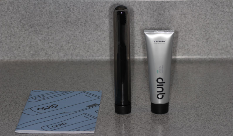Quip Toothbrush Review Dentist