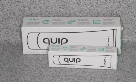 Quip Toothpaste Review by a Dentist