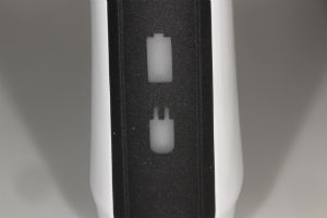 Oral-B Pro 2 2500 battery indicator